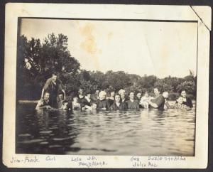 Dodgens in River