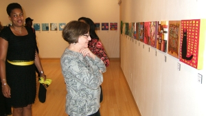 carver gallery opening
