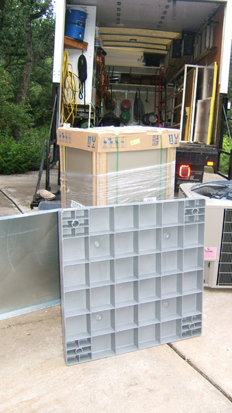 new heat-pump unit