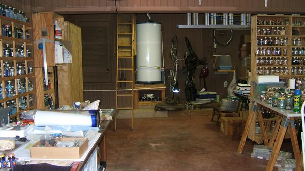 garage mosaic studio
