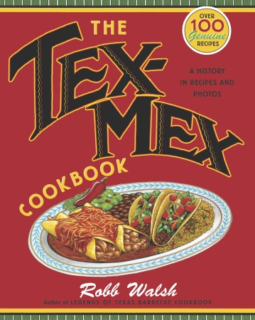Tex-Mex Cookbook cover