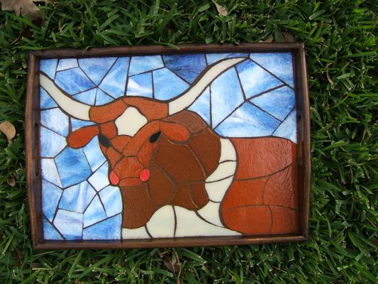 Longhorn tray