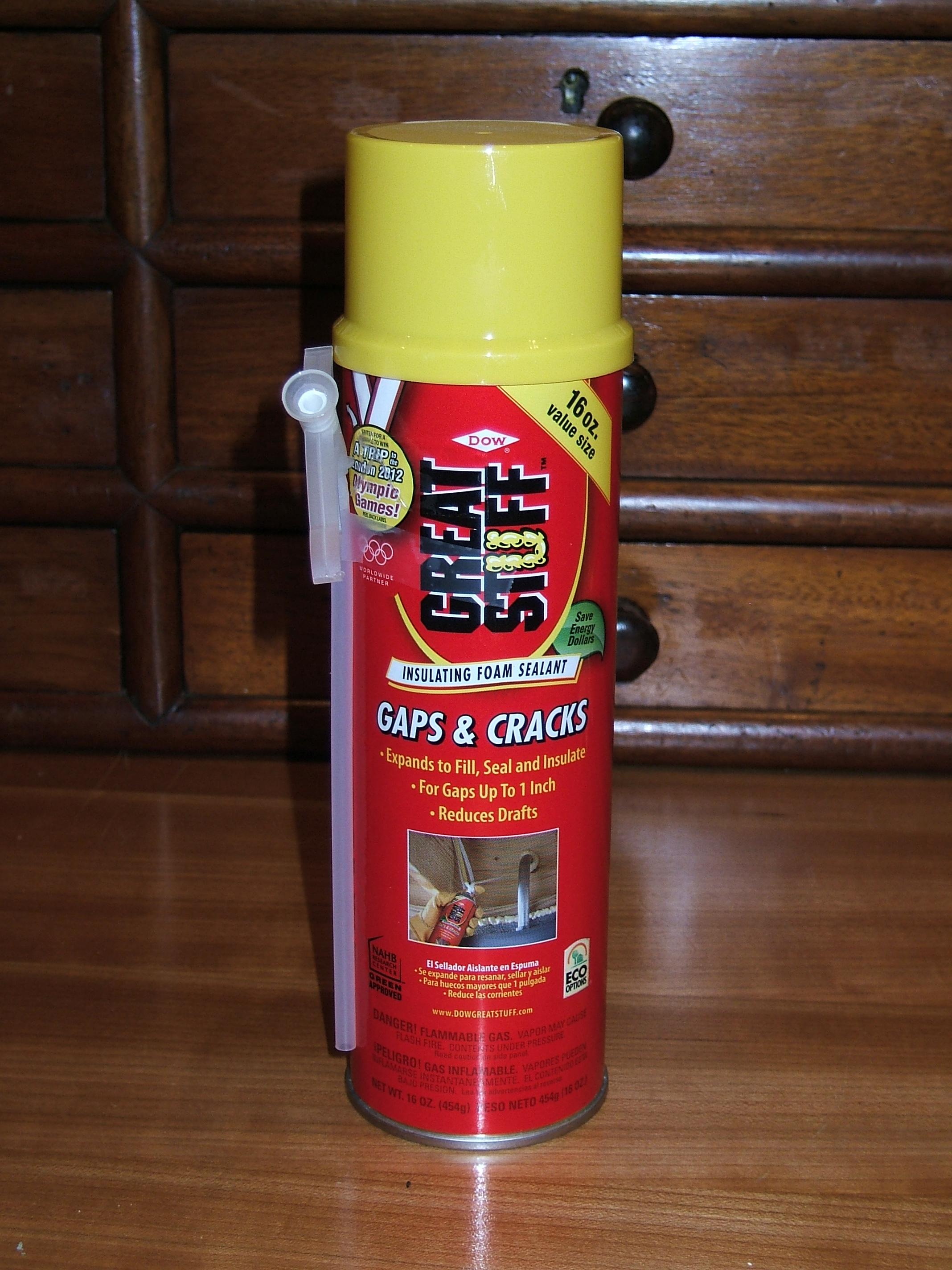 Insulation Foam Can